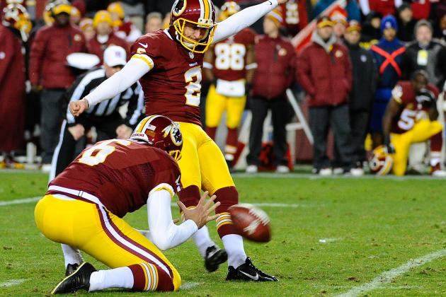 Can Kai Forbath Withstand a Challenge for His Place-Kicking Job?