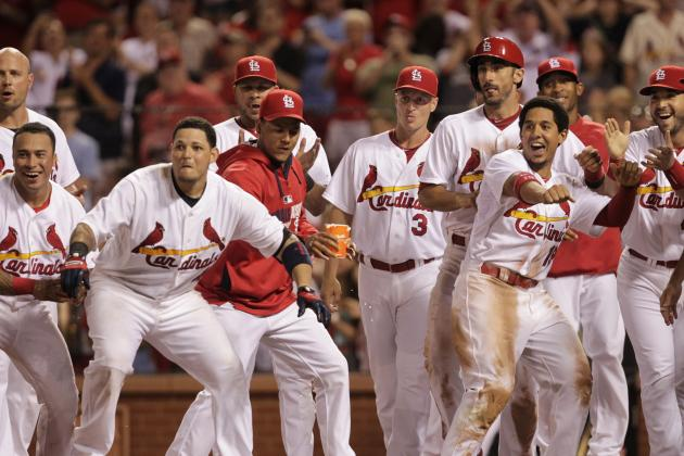Scouting Reports for St. Louis Cardinals' Prospects in the 2014 Futures Game