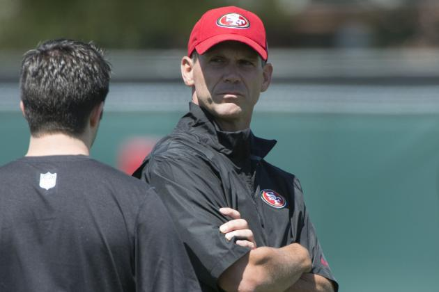 Trent Baalke Evaluates 49ers Roster Before Camp