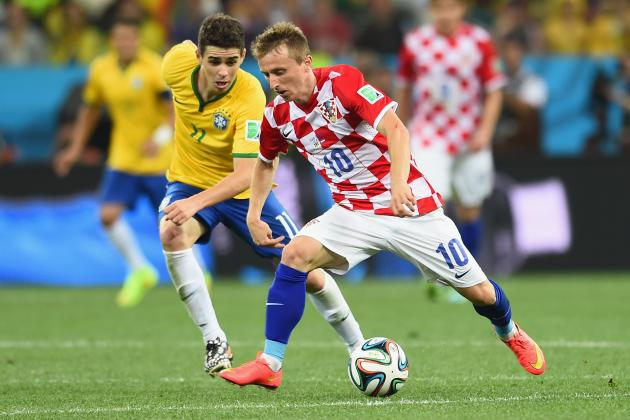 Why Croatia Must Continue to Build Their Team Around Luka Modric