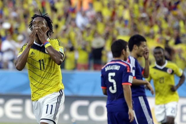 Barcelona Transfer News: Juan Cuadrado Boost, Latest on Gonzalo Higuain and More
