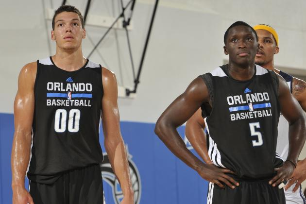 Oladipo, Rookies Lead Magic over Pistons