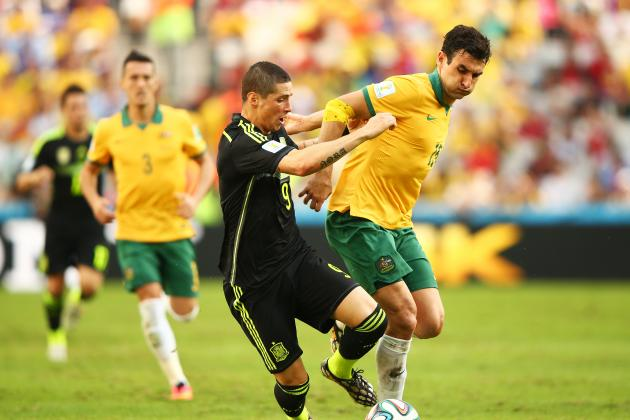 Global Media Rate 'positive' Socceroos