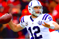 Andrew Luck Ready to Take Next Step into QB Elite…