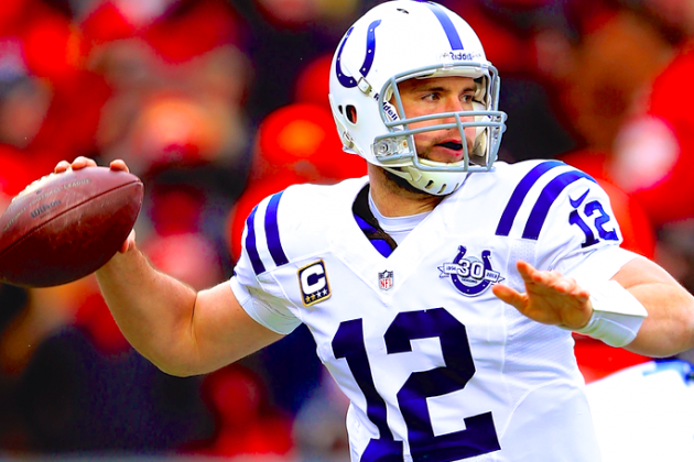 Andrew Luck Ready to Take Next Step into QB Elite with New Cast of Weapons