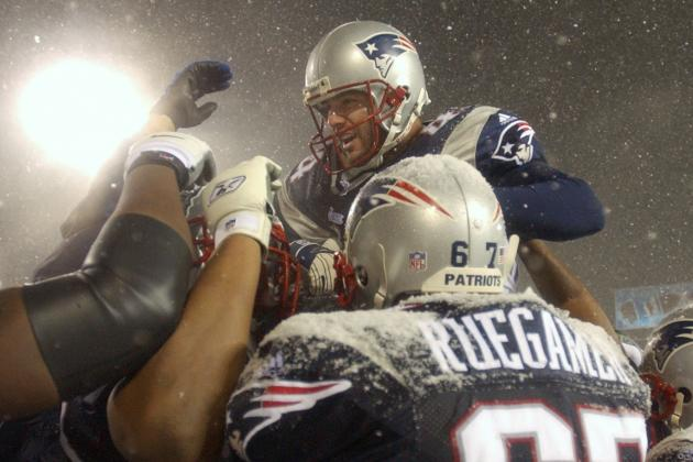 Patriots' Top Play Winner: 'Snow Bowl' Kick