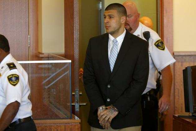 Bristol County Sheriff Expects Aaron Hernandez Back at His Jail Soon