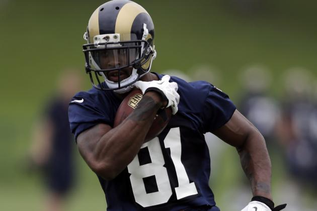 Will Witherspoon: Kenny Britt Will Be a Star with Rams
