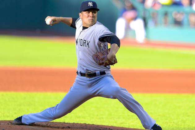 For Masahiro Tanaka, Injury Is About His Mechanics, Not His Splitter