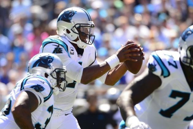 Five Reasons Why the Carolina Panthers Won't Win the NFC South