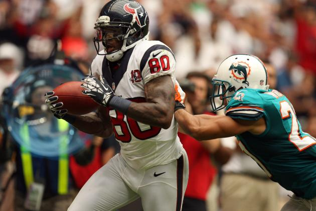 Andre Johnson Trade to Dolphins Makes the Most Sense