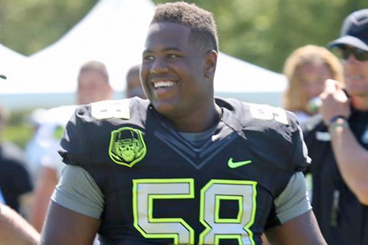 Top Recruit Kahlil McKenzie Announces He Will Attend Tennessee