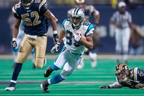 Panthers' top play winner: Smith's catch