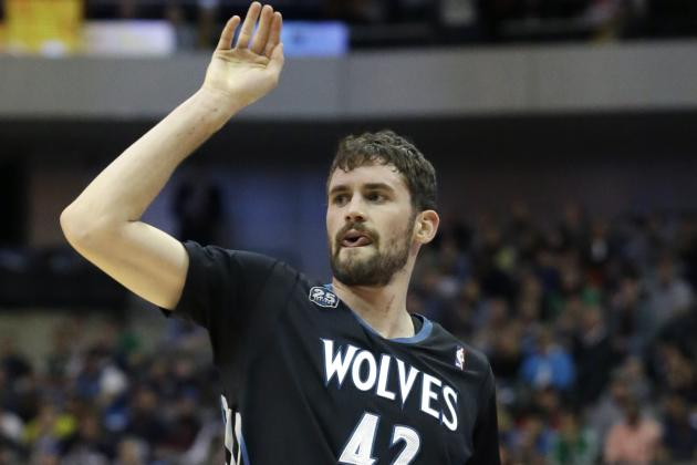 NBA Rumors: Analyzing Trade Buzz on Kevin Love and Andrew Wiggins
