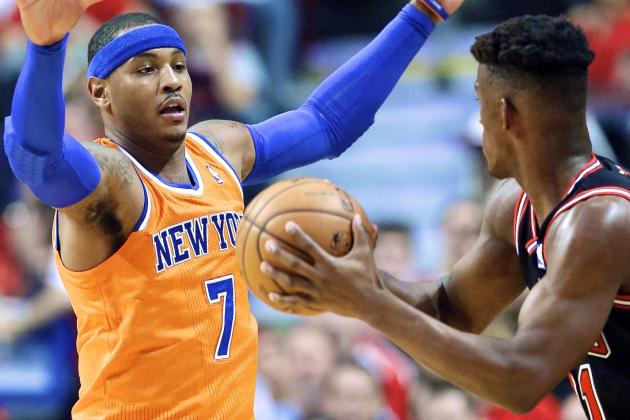 Carmelo Anthony and Chicago Bulls Make Too Much Sense Not to Happen
