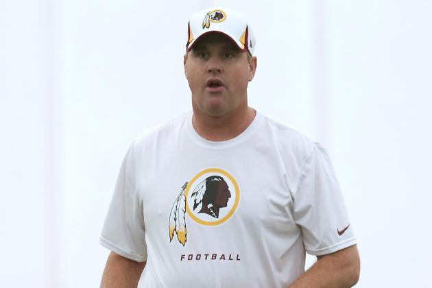 Jay Gruden Talks What to Expect at Training Camp