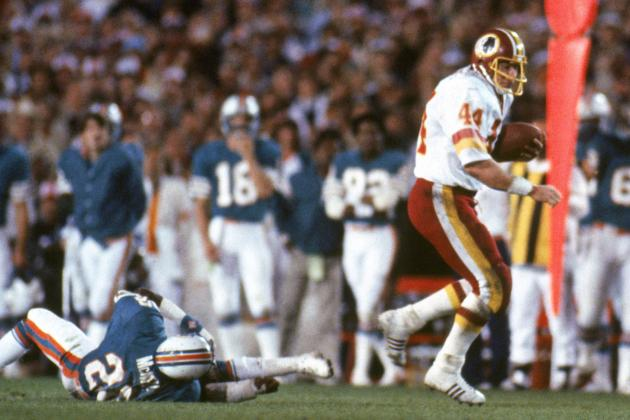 Redskins' Top Play Winner: Riggo's Run