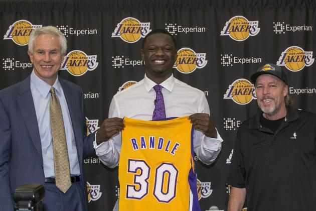 Realistic Expectations for Julius Randle's Rookie Season With LA Lakers
