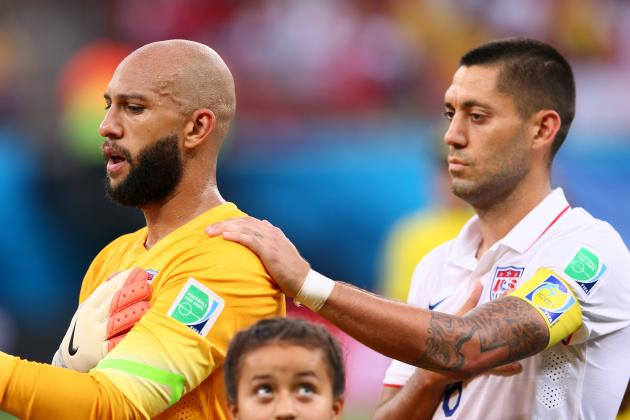 Clint Dempsey Thinks Tim Howard 'Has a Screw Loose'