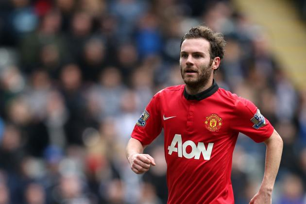 Louis Van Gaal Must Define Juan Mata's Role at Manchester United