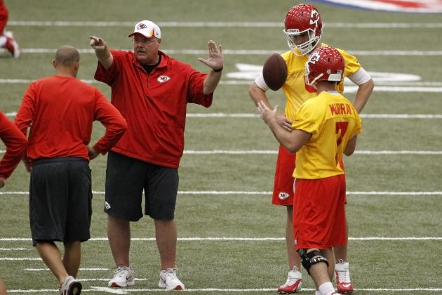 Kansas City Chiefs Training Camp Guide