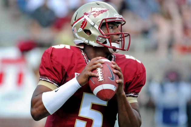 Jameis Winston Hints About Future at Florida State