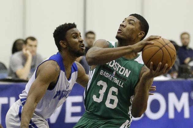 Examining Marcus Smart's Play at Shooting Guard During Orlando Summer League