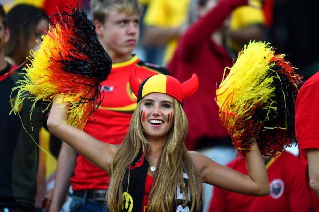 World Cup Model Axelle Despiegelaere Fired by L'Oreal