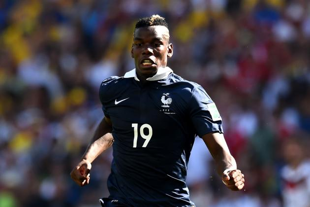 Pogba, Varane and Depay Up for Best Young Player