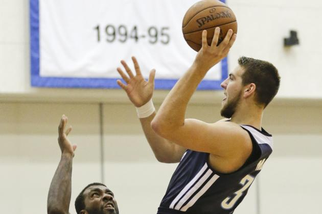 Michigan's Mitch McGary Eyes Unique Role with Thunder