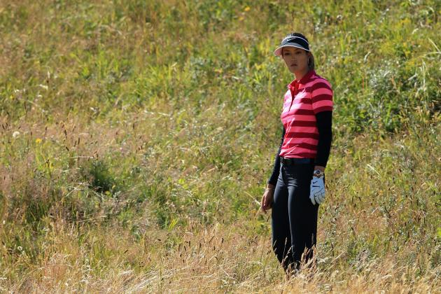 Women's British Open 2014: Day 2 LPGA Leaderboard Scores, Analysis, Highlights