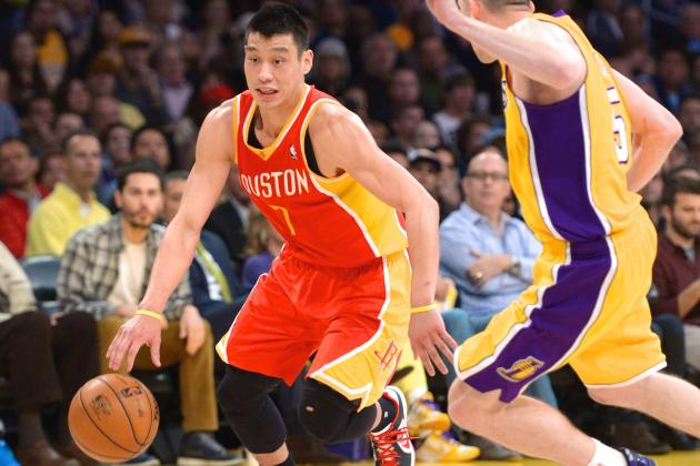 Jeremy Lin to Lakers: Latest Trade Details, Comments and Reaction