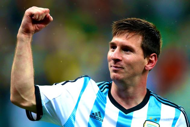 Would Winning the World Cup Make Lionel Messi the Greatest Ever?