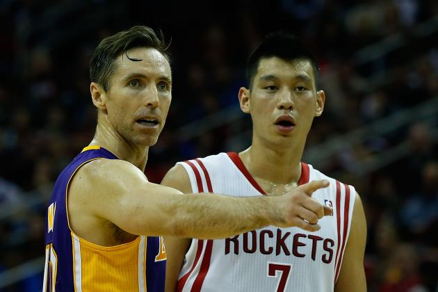 Grading LA Lakers' Trade for Jeremy Lin from Houston Rockets