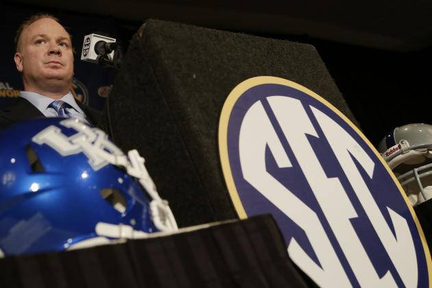 SEC Media Days 2014: Full Schedule, Live Stream, TV Info and Participants