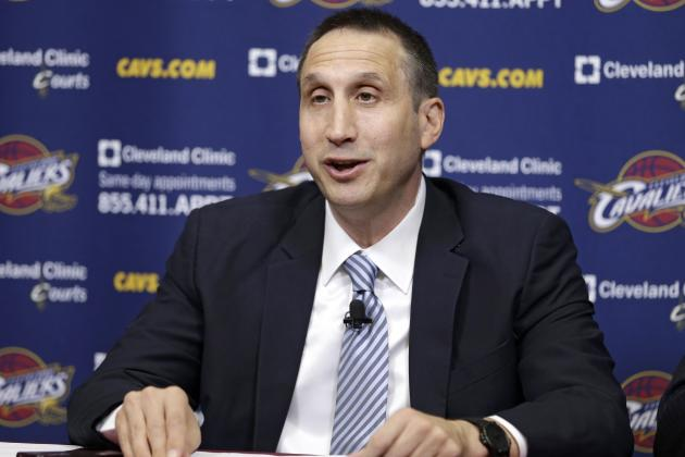 David Blatt Will Be Under Heavy Pressure Following Return of LeBron James