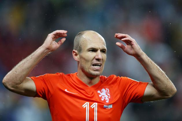 World Cup Bracket 2014: Odds, Predictions for Brazil vs. Netherlands on Day 31