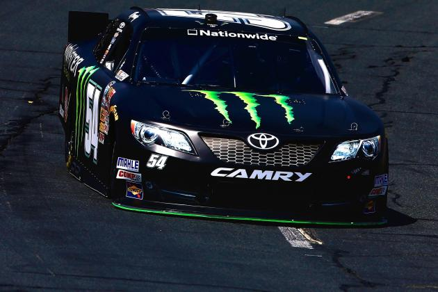 NASCAR at New Hampshire 2014 Qualifying Results: Live Leaderboard Updates
