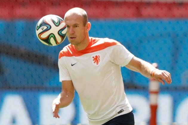 World Cup Schedule 2014: Brazil vs. Netherlands Start Time, Live Stream, TV Info