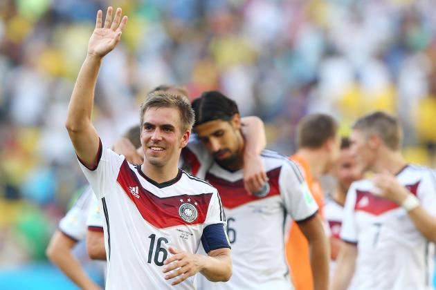 Lifting World Cup Would Enhance Philipp Lahm's Legacy More Than Lionel Messi's