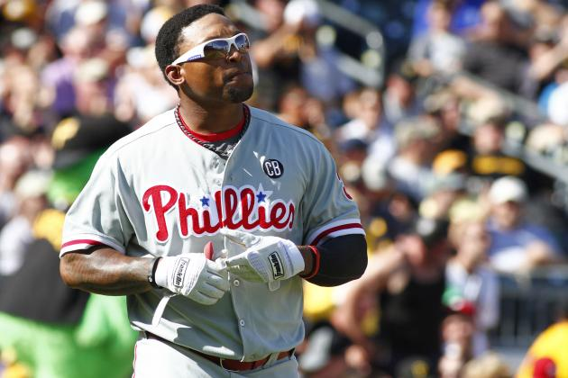 Seattle Scouting Marlon Byrd, Who Has Them on No-Trade List