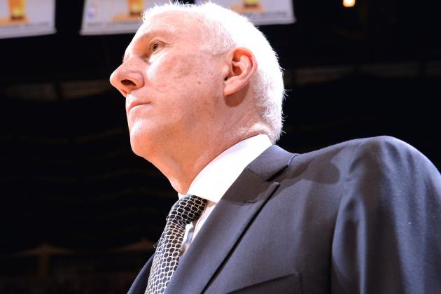 Gregg Popovich Extension Means No End in Sight for San Antonio Spurs Dynasty