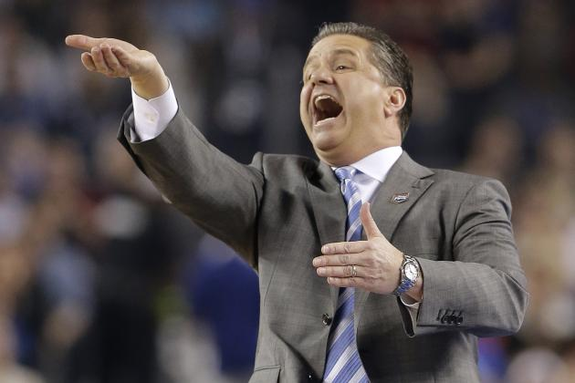 Kentucky Basketball: Is John Calipari the Nation's Most Irreplaceable Coach?