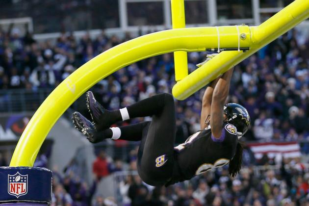 Ravens Install New Goalposts in Wake of 'Tucker Rule'
