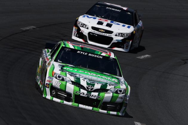 NASCAR at New Hampshire 2014 Results: Race Order, Final Times, Twitter Reaction