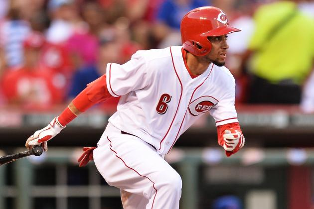 Billy Hamilton's Bunt Single Is Ridiculous, Incredible, Lovely