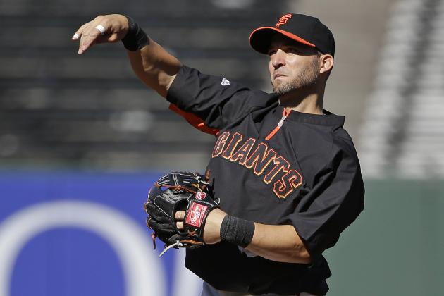 Giants Officially Activate Marco Scutaro, Brandon Hicks DFA'ed