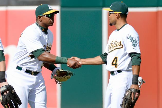 Coco Crisp's Neck an Issue Again; Yoenis Cespedes out of A's Lineup