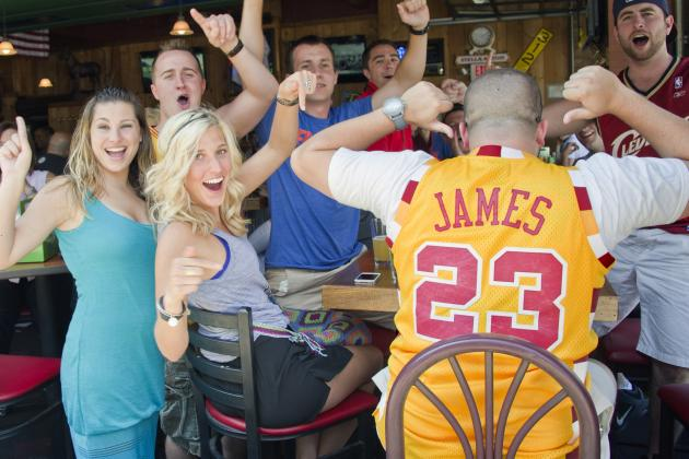 Report: Cavs Sell out Season Tickets
