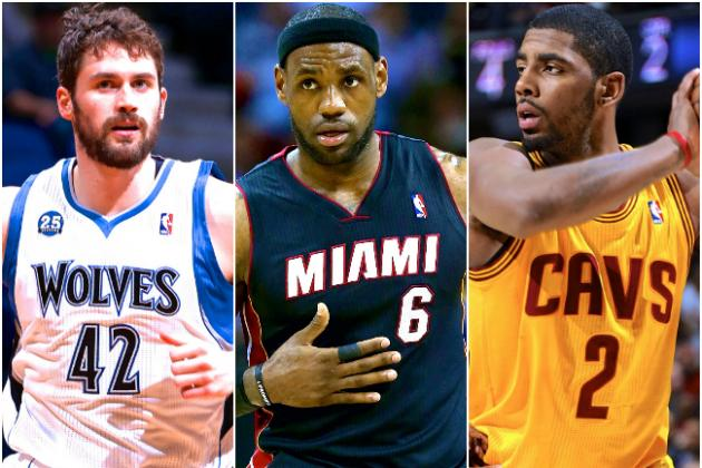 Cleveland Cavaliers' Next Big Step Is to Trade for Kevin Love